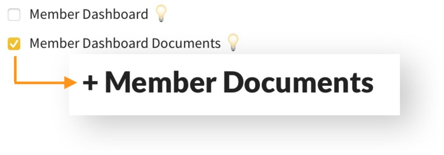 pooldues-member-documents-dashboard