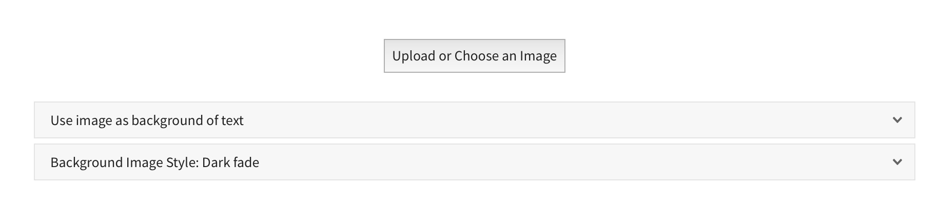 pooldues settings basic block upload image